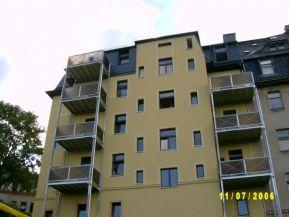 Feldgasse 13 Balkon